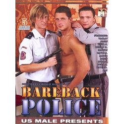 Bareback Police #1 DVD (US Male) (18834D)