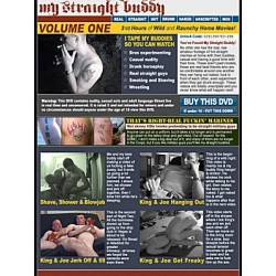 My Straight Buddy 1 DVD (My Straight Buddy) (08587D)