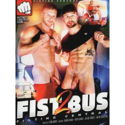 Fist Bus #2 DVD (Raging Stallion Fetish & Fisting) (18718D)