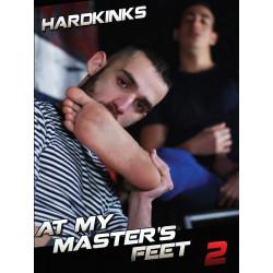 At My Master`s Feet #2 DVD (Hard Kinks) (18795D)