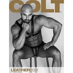 Colt Leather 2021 Calendar (Colt) (M1004)
