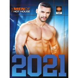 The Men of Hot House 2021 Calendar (M1014)
