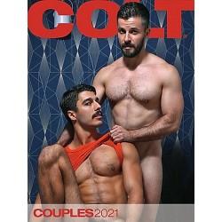 Colt Couples 2021 Calendar (Colt) (M1008)