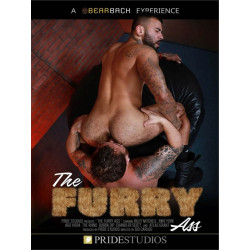 The Furry Ass DVD (Pride Studios) (19035D)