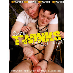 Cute Twinks Tied Up! DVD (Boynapped) (18992D)