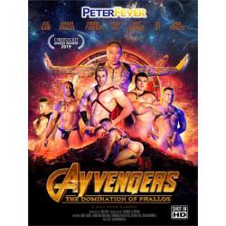Gayvengers DVD (Peter Fever) (18921D)