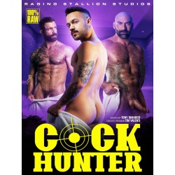 Cock Hunter DVD (Raging Stallion) (18807D)