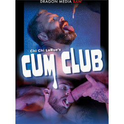 Chi Chi La Rue`s Cum Club DVD (Ray Dragon) (19190D)