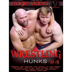 Wrestling Hunks #4 DVD (Eagle Video) (18879D)