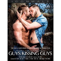 Guys Kissing Guys DVD (Icon Male) (19123D)
