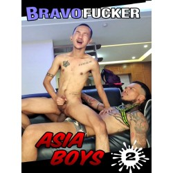 Asia Boys #2 DVD (Bravo Fucker) (18967D)