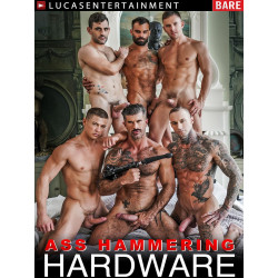 Ass Hammering Hardware DVD (LucasEntertainment) (18792D)