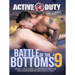Battle of the Bottoms #9 DVD (Active Duty) (18955D)