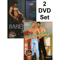 Barely Moving & Bareback Alley 2-DVD-Set (ZyloCo) (19271D)