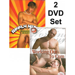 Apply Within & Working Out to Cum 2-DVD-Set (Young Gay) (19274D)