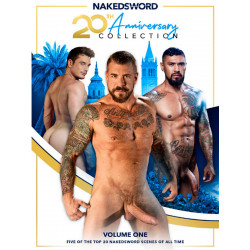 20th Anniversary Coll. #1 DVD (Naked Sword) (19195D)