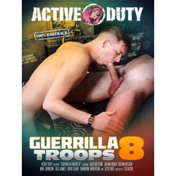 Guerilla Troops #8 DVD (Active Duty) (19153D)