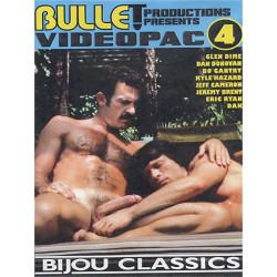 Bullet Videopac #4 DVD (Bijou) (19133D)