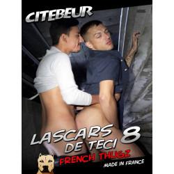Lascars de Teci - French Thugz #8 DVD (Citebeur) (18969D)