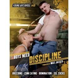 Boys Need Discipline DVD (Young Bastards) (19045D)