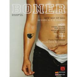 Boner 087 Magazine 11/2020