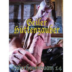 Lederhosenbuam 14 (Geiler Hüttenzauber) DVD (Lederhosenbuam) (19205D)