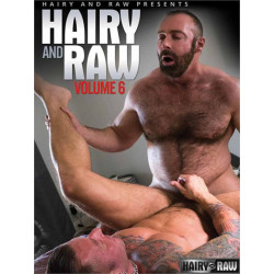Hairy and Raw #6 DVD (Hairy And Raw) (19348D)
