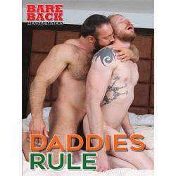 Daddies Rule DVD (Bareback Headquarters) (19354D)