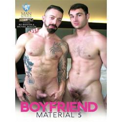 Boyfriend Material #5 DVD (Man Royale) (19352D)