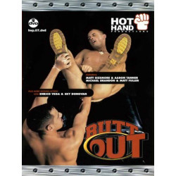 Butt Out DVD (Club Inferno (by HotHouse)) (19382D)
