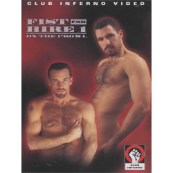 Fist for Hire #1 DVD (Club Inferno (by HotHouse)) (19378D)