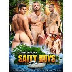 Salty Boys DVD (Naked Sword)