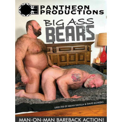 Big Ass Bears DVD (Pantheon Men) (19350D)