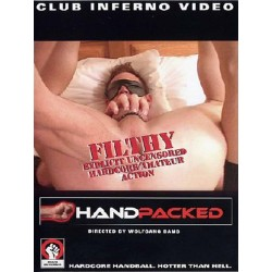 HandPacked I DVD (Club Inferno (by HotHouse)) (19379D)