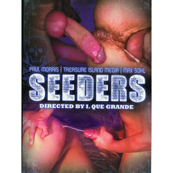 Seeders DVD (Treasure Island) (19383D)