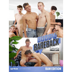 Buddy Bareback DVD  (Spritzz) (19028D)