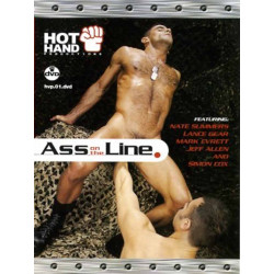 Ass On The Line DVD (Club Inferno (by HotHouse)) (19380D)