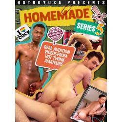 Homemade Series #5 DVD (IOMACHO) (19452D)