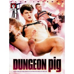 Dungeon Pig DVD (Club Inferno (by HotHouse)) (19482D)