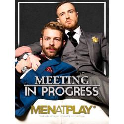 Meeting in Progress #1 DVD (Men At Play) (19140D)