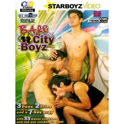 Bare City Boys DVD (OTB) (19466D)