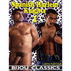 Spanish Harlem Knights #1 DVD (Bijou) (19529D)