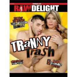 Tranny Trash DVD (Raw Delight) (19564D)