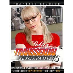 Transsexual Sexcapades #15 DVD (Trans500) (19586D)