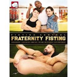 Fraternity Fisting DVD (Raging Stallion Fetish & Fisting) (19498D)