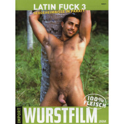 Latin Fuck #3 DVD (Wurstfilm) (03587D)