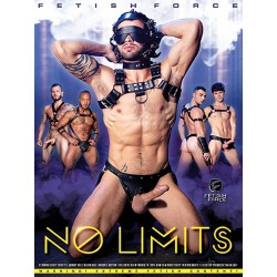 No Limits (Fetish Force) DVD (Raging Stallion Fetish & Fisting) (19499D)