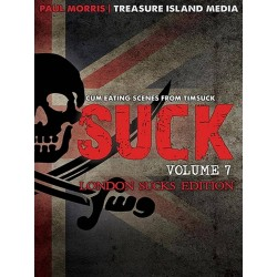 TIM Suck #7: London Sucks (Treasure Island) DVD (Treasure Island) (19536D)