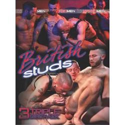 British Studs 3-DVD-Set (UKNakedMen) (19598D)