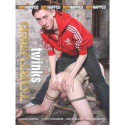 Tortured Twinks DVD (Boynapped) (19593D)